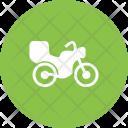Bike Transport Travel Icon
