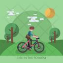 Bike Forrest Park Icon