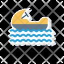 Boat Ship Sailingboat Icon