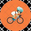 Bike Bicycle Vehicle Icon
