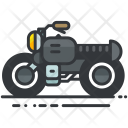 Bike Motorcycle View Icon