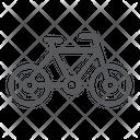 Bike Sport Transport Icon