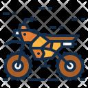 Bike Motorcycle Moto Icon