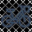 Bicycle Bike City Transport Icon