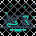 Bike Motorbike Travel Icon