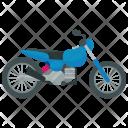 Motorcycle Motorbike Bike Icon