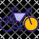 Bike Bicycle Cycle Icon
