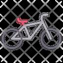 Bike Cycle Transport Icon