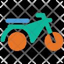 Bike Motorbike Motorcycle Icon