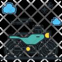 Ibike Bike Motorbike Icon