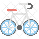 Push Bike Cycle Icon