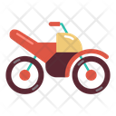 Extreme Activity Bike Icon