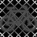 Bicycle Cycle Vehicle Icon