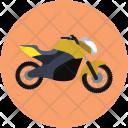 Bike Motor Motorcycle Icon