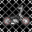 Bike Ape Icon