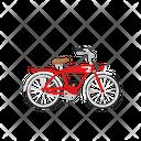 Bike Cruiser Icon