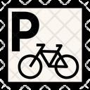 Bike Parking Icon