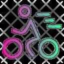 Bike Ride Icon