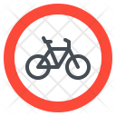 Bike Sign Icon