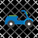 Bike Toy Icon
