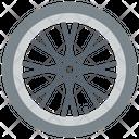 Wheel Bicycle Bike Icon