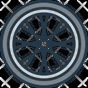 Wwheel Bicycle Bike Icon