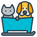 Pet Cat Dog Icon