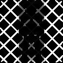 Bikini Design Strapless Icon