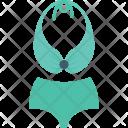 Bikini Swimsuit Swimwear Icon