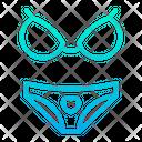 Underwear Bra Innerwear Icon