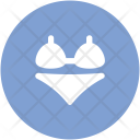 Bikini Swimwear Swimsuit Icon