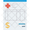 Bill Hospital Invoice Icon