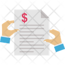 Bill Document Invoice Icon