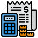 Bill Payment Calculator Icon