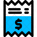 Bill Money Pay Icon
