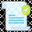 Bill Guard Data Icon