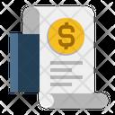Bill Report Finance Icon