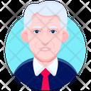 Bill Clinton Icon