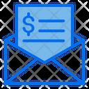 Bill Envelope Icon