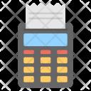 Generator Bill Calculation Icon