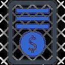 Bill Invoice Icon