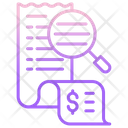 Bill Scan Icon
