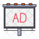 Ads Banner Advertisement Icon