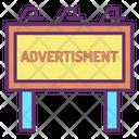 Billboards Icon