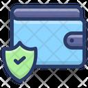 Billfold Wallet Icon