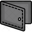 Billfold Wallet Icon
