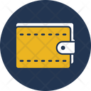 Billfold Wallet Cash Wallet Money Wallet Icon
