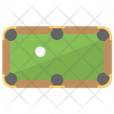 Billiard Cue Ball Icon