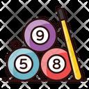Billiard Pool Game Cue Sports Icon