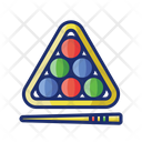 Billiard Pool Ball Icon